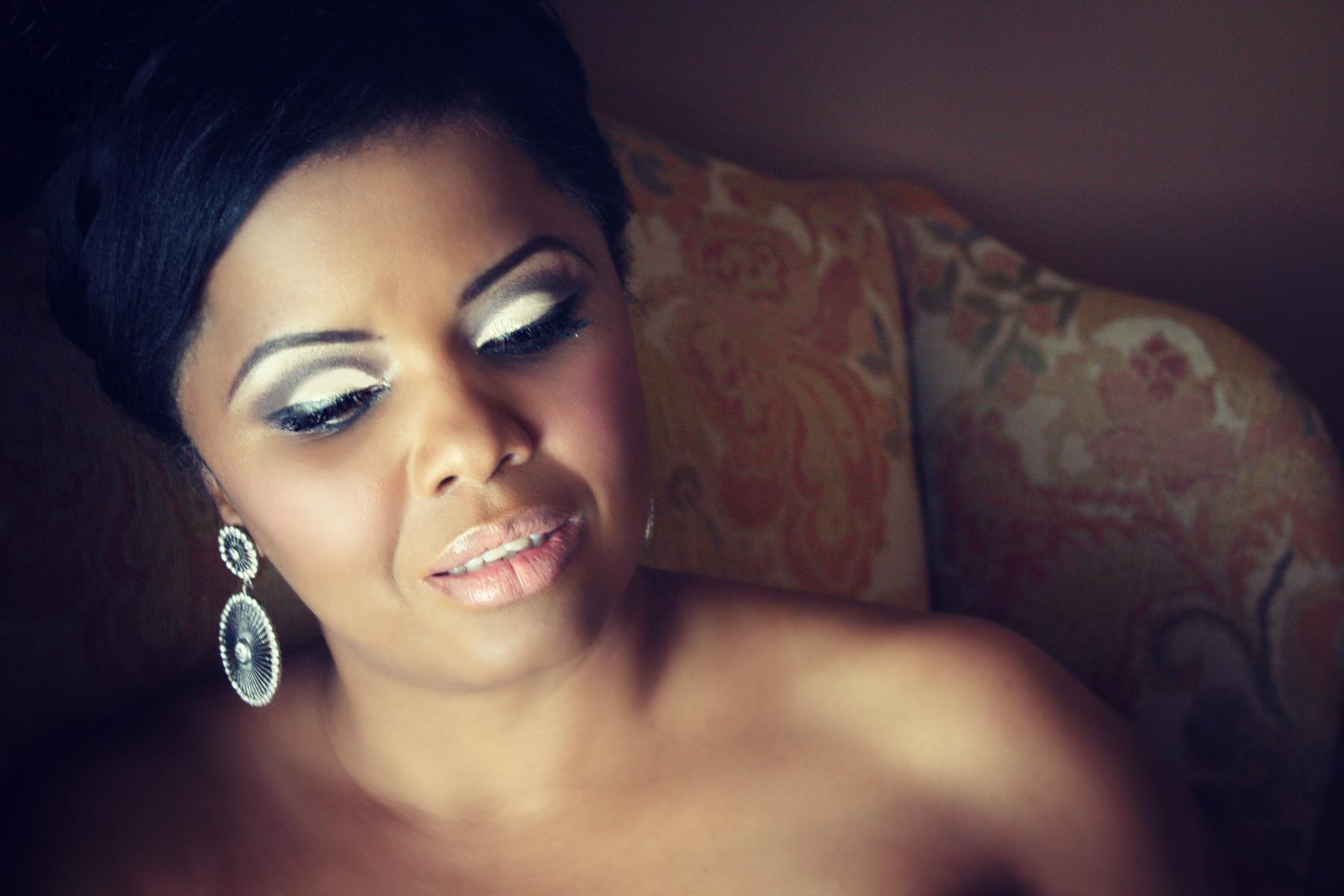 Makeup & Photography by Nicole Palermo/Bridal Hair by Mindy Whalen